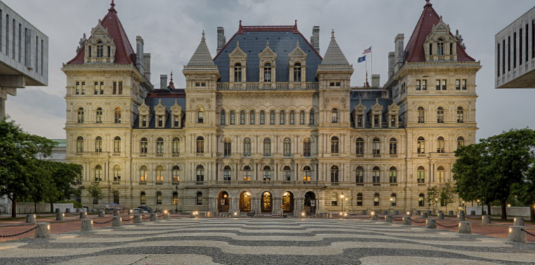 New York State Legislative Building