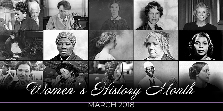 Womens History Month - Rewire Me