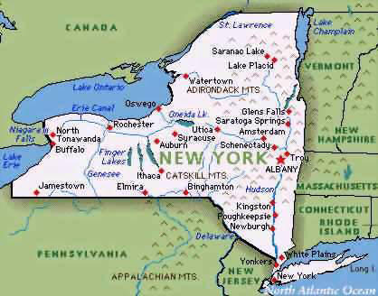 Dating places in ny state