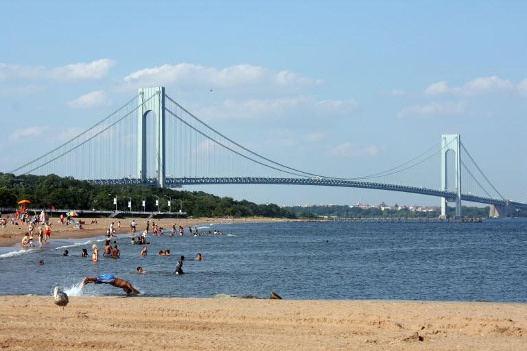 Staten Island Sea Levels