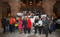 Senator Montgomery and Solutions not Suspensions Advocates