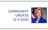 community & reopening 12-3-2020