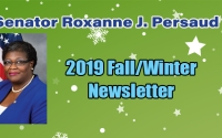 Senator Roxanne J. Persaud's 2019 Fall/Winter Newsletter