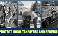 Protect local taxpayers and services
