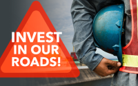 Invest in our roads!