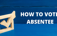 How to Vote Absentee
