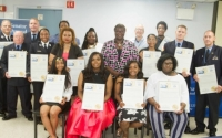 On Tuesday, June 25 at Brookdale Hospital Medical Center, Senator Persaud held her third annual Power 19 Award Ceremony. She recognized 19 individuals who have made significant contributions in transforming their communities and institutions in and around Senate District 19.