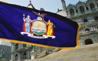 """Senator O'Mara responded to Governor Cuomo's budget plan by asking, """"Does it make sense, when you're already overspending and overtaxing, to call for more spending and more borrowing that everyone knows will sooner or later require higher taxes?"""""""