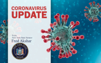 Coronavirus Update from Senator Fred Akshar