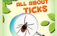 All About Ticks Workbook Cover