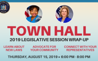 Town Hall with Majority Leader