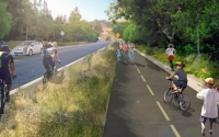 """""""With more and more cyclists sharing our roadways, we should take every reasonable step to make all drivers more aware of the need for safety,"""" said Senator O'Mara, a member of the Senate Transportation Committee."""
