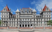 """""""Far from simply codifying the federal protections afforded to all women under Roe versus Wade, this new law is an extreme action by Governor Cuomo and a State Legislature now under one-party Democratic control,"""" said Senator O'Mara."""