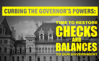 Curbing the Governor's Powers