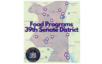 Interactive Food Program Map