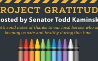 Project Gratitude: thanks to our local heroes