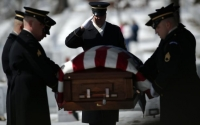 Military Funeral with Full Honors