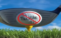 "Senator O'Mara said the proposed ""golf tax"" could end up driving local courses out of business and lead to higher green fees and others costs for area golfers."