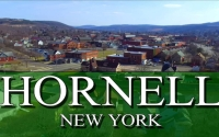 """""""We are grateful for this significant state investment in the future of Hornell and the entire Southern Tier region.  Hornell offers exciting foundations on which to build, beginning with the incredible success of Alstom and the many industries that support the design and building of America's first high-speed rail,"""" said Senator O'Mara."""