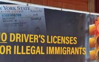 Senator O'Mara strongly opposes legislation to allow the state to issue driver's licenses to illegal immigrants.