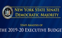 FY2020 Executive Budget - The Blue Book