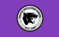 Marta Valle High School logo