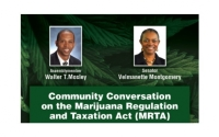Community Conversation on the Marijuana Regulation and Taxation Act (MRTA)