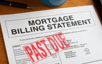 Mortgage billing statement