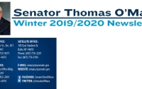 Senator O'Mara's latest newsletters online.