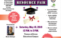Senator Roxanne J. Persaud's annual College Resource Fair, co-hosted by the Department of Education, Senator Julia Salazar, Assemblymember Charles Barron and Cypress Hills Development Corporation, occurs on Saturday, May 18 at the Thomas Jefferson Educational Campus at 400 Pennsylvania Ave. from 12 to 3 p.m.