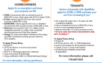 Senator Persaud, the Department of Finance and HPD are holding an event for homeowners and tenants at Canarsie High School's cafeteria (1600 Rockaway Pkwy, Brooklyn, NY 11236) on Saturday, Oct. 26 from 11 a.m. to 2 p.m. Homeowners may apply for an exemption and lower their property tax bills; tenants (seniors and those with disabilities) may apply for SCRIE or DRIE and keep their rent from increasing.