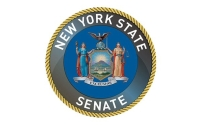 Image of NY Senate Seal.
