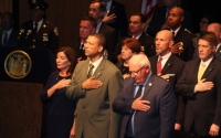 Senator Brooks Attends Police Remembrance Memorial