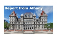 Report from Albany