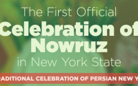 Senator Anna M. Kaplan Presents The First Official Celebration of Nowruz in New York State - A Traditional Celebration of Persian New Year