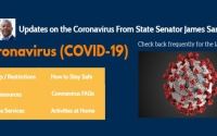 The Latest Updates on Coronavirus from Senator James Sanders Jr.