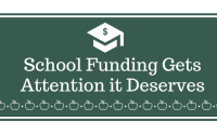 School Funding Gets Attention it Deserves