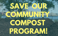 Save our community compost program!