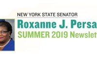 Senator Roxanne J. Persaud's Summer 2019 Newsletter