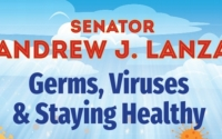 Senator Lanza Activity Book Header