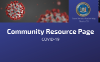 Senator May COVID-19 Resource Page
