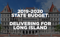 2019-2020 State Budget: Delivering for Long Island