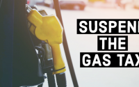 Suspend the Gas Tax