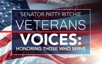 Senator Patty Ritchie's Veteran Voices