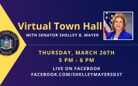Virtual Town Hall, March 26 2020