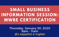 mwbe certification 1 30 2020