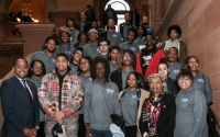 "Senator Montgomery's ""New York State YouthBuild Act"" Passes the State Senate"