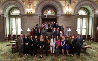 2019 Session Assistants - Group Photo