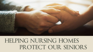 """""""Governor Cuomo can't just issue another directive or another unfunded state mandate out of Albany and leave this nursing home crisis to be addressed at the local level,"""" said Senator O'Mara."""