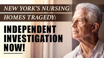 Senator O'Mara renews call for continued investigations into the COVID-19 impact on nursing homes and the Cuomo administration's response.